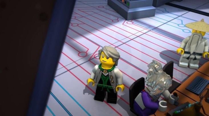Lego Ninja Go: Rebooted 32 - Krycie meno Arkturus
