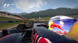 F1 2014 - Austria Red bull ring hot lap