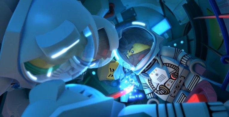 Lego Ninja Go: Rebooted 34 - Titánový Nindža
