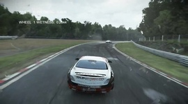 Project Cars - Rain effects