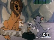 Tom a Jerry #183 - Lev
