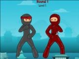 flash hra Frantic Ninjas