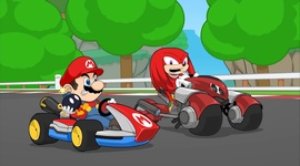 Racist Mario - fan anim�cia