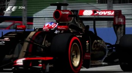 F1 2014 - Singapore Hot Lap