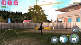 Goat Simulator - iOS / Android Gameplay Trailer