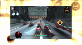 Final Fantasy VII G-Bike - TGS 2014 Trailer