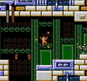 Mega Man: Revenge of the Fallen