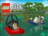 flash hra Lego City: Swamp Police