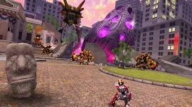 Playworld Superheroes  - Gameplay Video - Launch