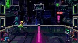 Gunsport: Cyberpunk Volleyball with Guns