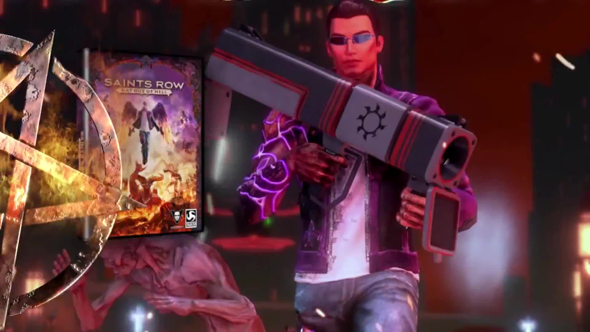 Saints row 4 nackt cheats naked images