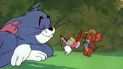 Tom a Jerry Kids - Hnev temného vlka