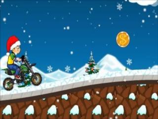 Snow Fall Race