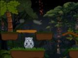 flash hra Jungle Menace