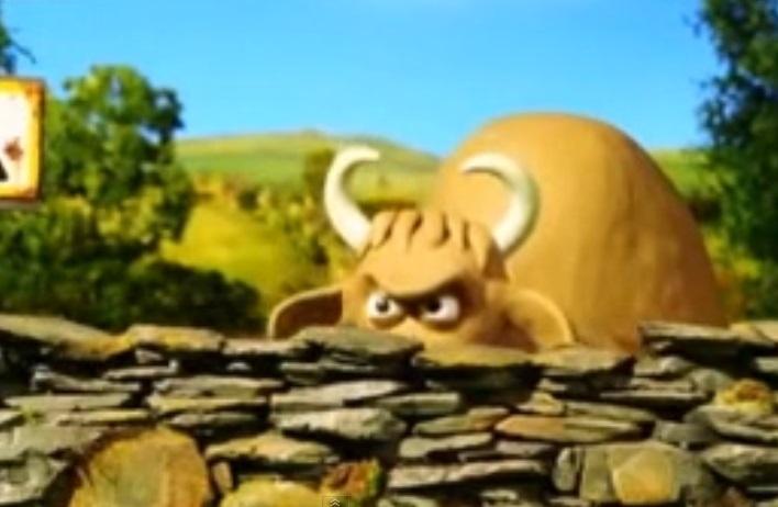 Veselá farma 3x20 - Býk