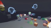 Oculus: Toybox - touch demo video