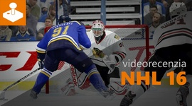 NHL 16 - videorecenzia