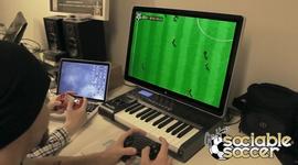Sociable Soccer - gameplay