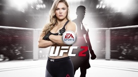 UFC 2 - Ronda Rousey cover