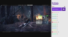 Rise of the Tomb Raider - Karty a streaming