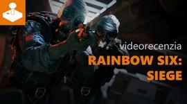 Rainbow Six: Siege - videorecenzia