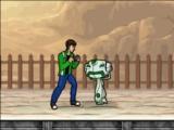 flash hra Ben 10 Street Fight