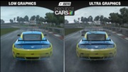 Project Cars - Low vs Ultra porovnanie