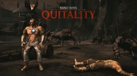 Mortal Kombat X - Quitality Gameplay Trailer