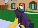 Simpsons 3D Save Springfield