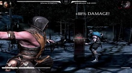 Mortal Kombat X - mobile gameplay