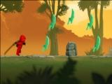 flash hra NinjaGo - Run