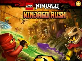 NinjaGo - Rush