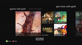 Xbox 360 - Xbox One gold with games