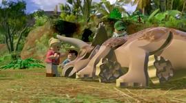 Lego Jurassic World - trailer