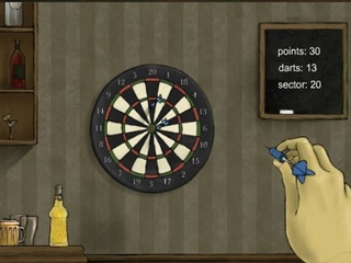 Darts and Beer