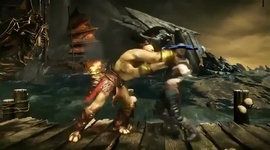 Mortal Kombat X - Goro Gameplay Trailer