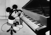 Mickey Mouse - Modr� rytmus 1931