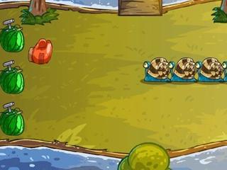 fruit defense 4 arcade flash game onlinegamesectorcom