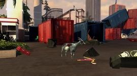 Goat Simulator - GoatZ DLC trailer