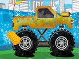 Monster Truck Wash And Repair