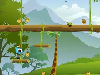 Gumbal in Jungle