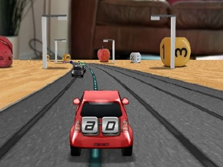 Slot car game online