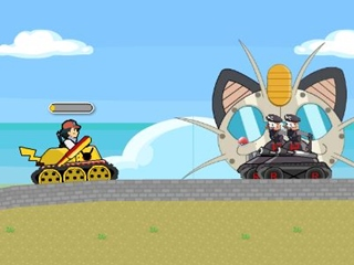 Pokemon Tank Battle
