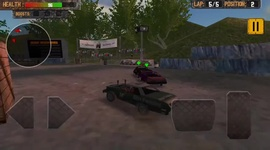 Demolition Derby:Crash Racing - gameplay trailer