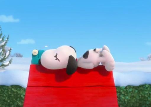 Peanuts: Snoopy a Charlie Brown vo filme - trailer