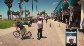 GTA V v skuto�n�ch uliciach Los Angeles