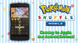 Pokemon Shuffle - trailer