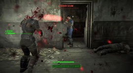 Fallout 4 - Combat Gameplay Compilation