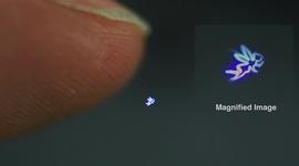 Tech - Holografick� plazma