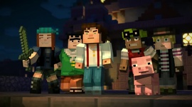 Minecraft Story Mode - trailer
